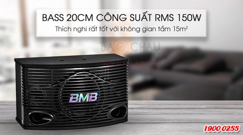 Loa karaoke BMB CSN 300SE bass 20 cm