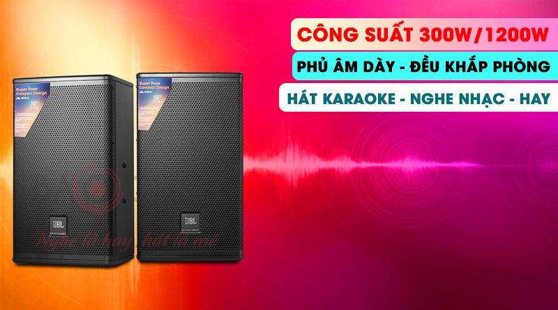 Loa karaoke JBL MTS10 chính hãng giá tốt