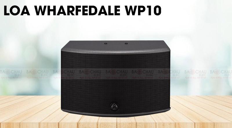 Loa karaoke Wharfedale WP-1