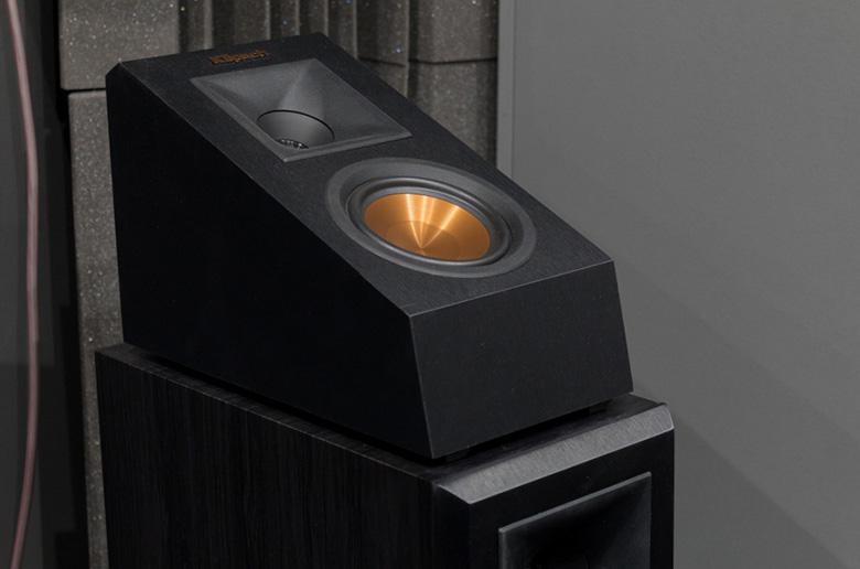 Loa Klipsch RP-140SA nghe nhạc cực hay