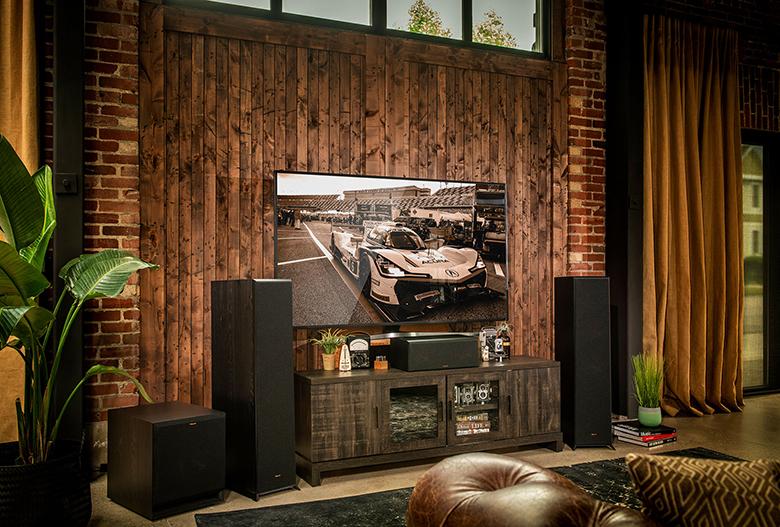 Loa Klipsch RP-500C là sản phẩm giải trí nghe nhạc, xem phim đỉnh cao