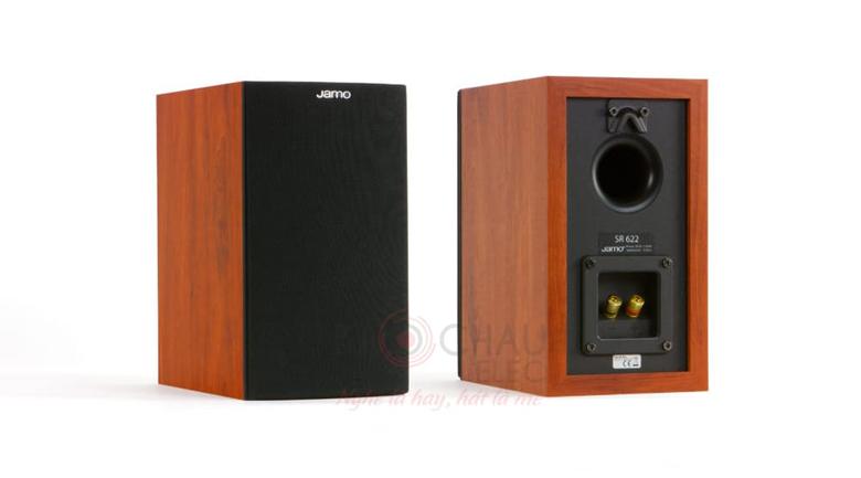 Bộ loa Jamo S628 HCS dùng đôi loa Jamo S622 hỗ trợ