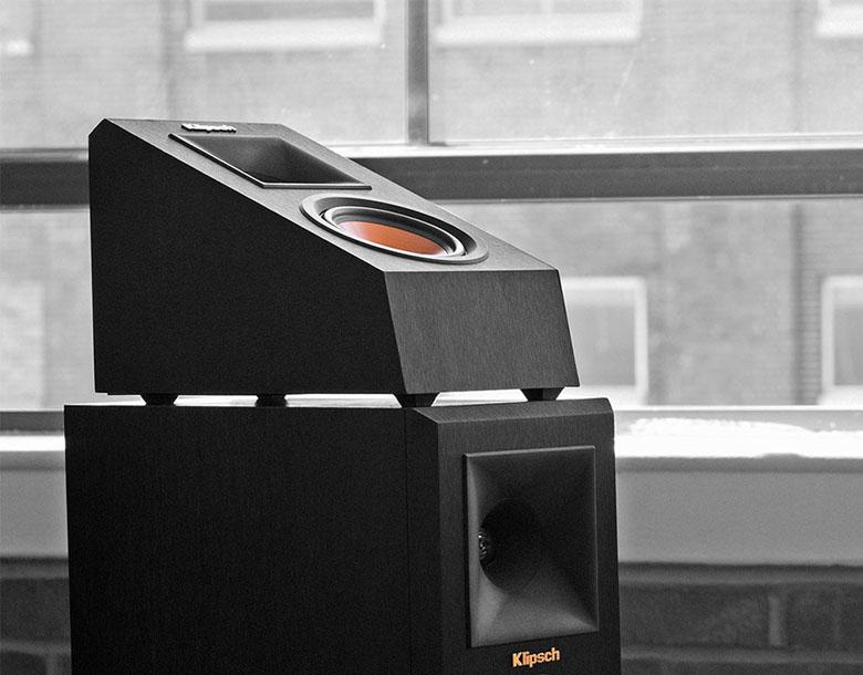 Loa Klipsch RP-140SA mang đến trải nghiệm âm thanh sống động