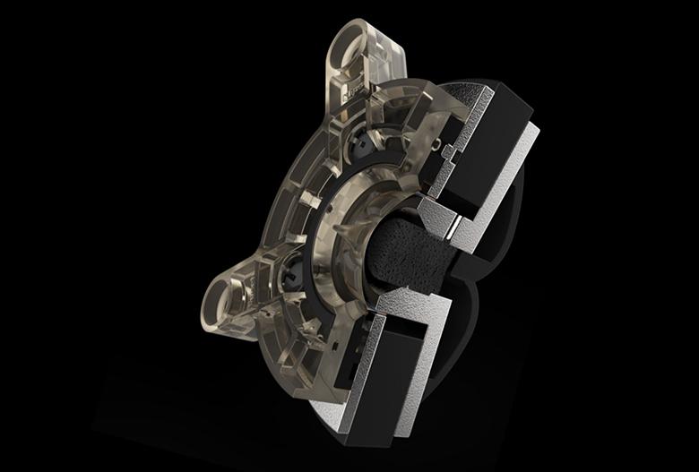 Loa Klipsch RP-500SA có thiết kế thoát hơi