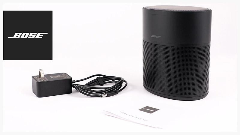 Loa Bose Home Speaker 300 thiết kế nhỏ gọn