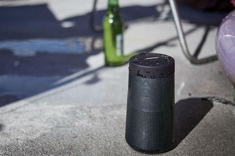 Loa Bose Soundlink Revolve Plus cho người dùng trải nghiệm âm thanh sống động