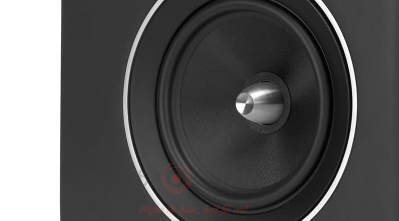 Loa Jamo C10 SUR (Đen) sử dụng củ bass công nghệ cao
