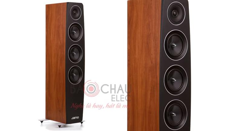 Loa Jamo C97 thiết kế đẹp mắt đem đến chất âm sáng