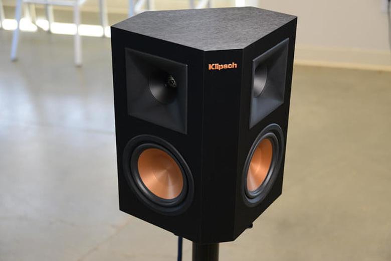 Loa Klipsch RP-240S âm thanh sống động, mạnh mẽ