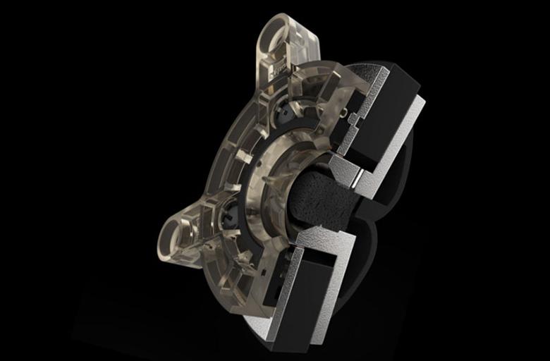 Loa Klipsch RP-500C có thiết kế buồng thoát hơi cho loa Treble
