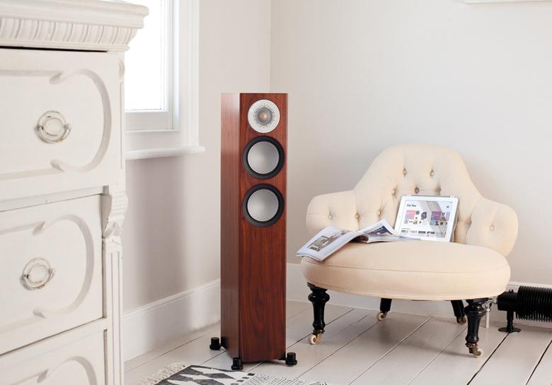Loa Monitor Audio Silver 200 trình diễn âm thanh vượt trội