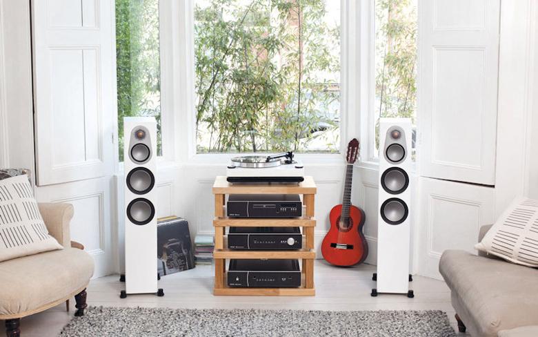 Loa Monitor Audio Silver 300 thiết kế đẹp mắt, ấn tượng