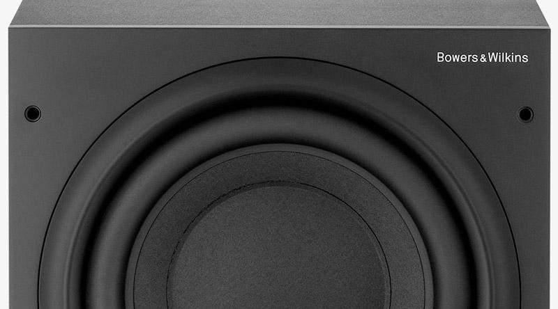 Loa sub B&W ASW610XP sở hữu củ bass 25 cm
