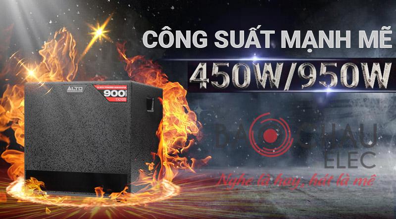 Loa sub điện alto tx212s chất lượng giá tốt