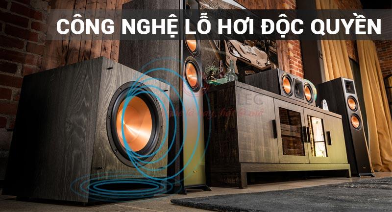 Loa Sub điện Klipsch SPL-100 trang bị nhiều công nghệ mới