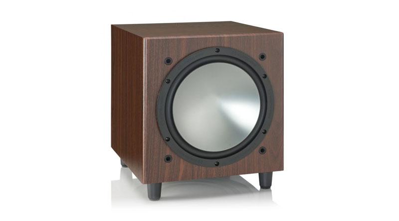 Loa sub Monitor Audio W10 cho khả năng tái tạo âm trầm hiệu quả