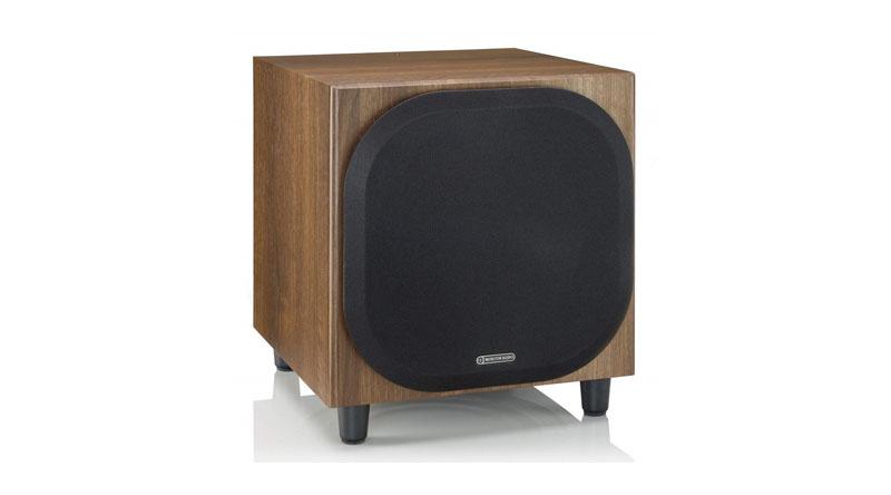 Loa sub Monitor Audio W10 hiện đại, chính hãng