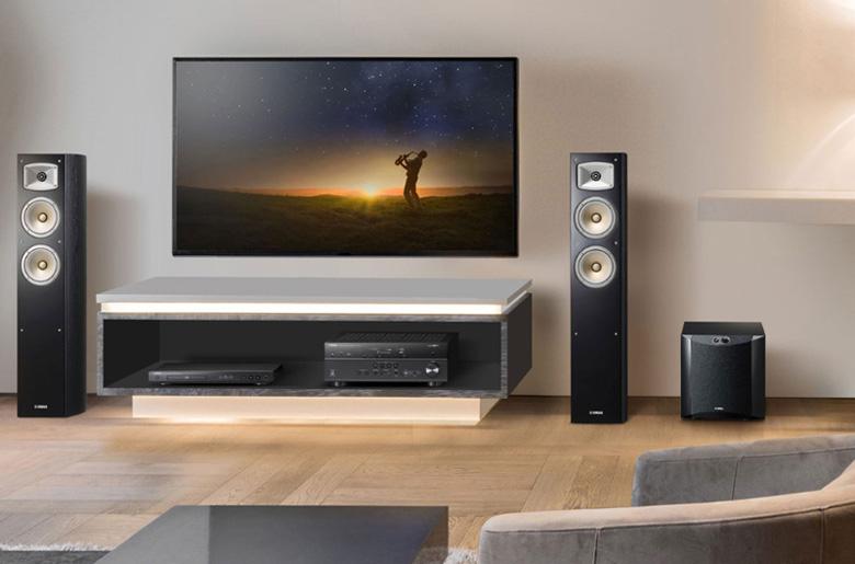 Lựa chọn dàn nghe nhạc chính hãng, đúng chuẩn giúp bạn có được những phút giây thăng hoa cùng âm nhạc ngay tại nhà