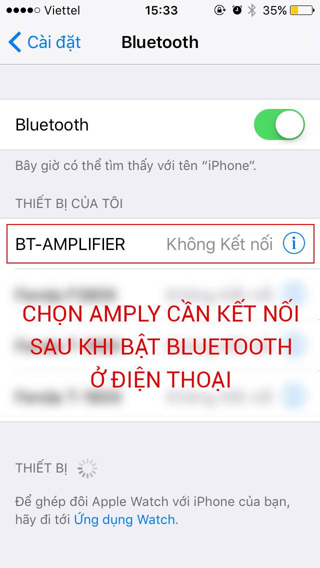 Cách bật chế độ Bluetooth trên điện thoại