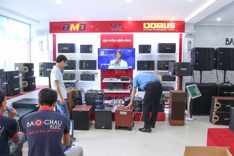 Bảo Châu Elec - bán hàng giá rẻ tại Bình Dương