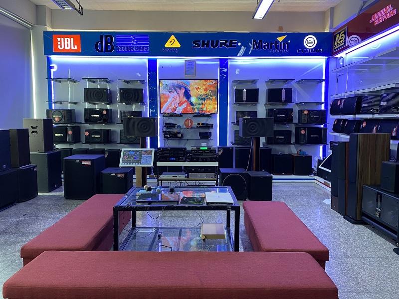 Bảo Châu Elec bán nhiều dòng loa karaoke giá rẻ tại Bình Dương