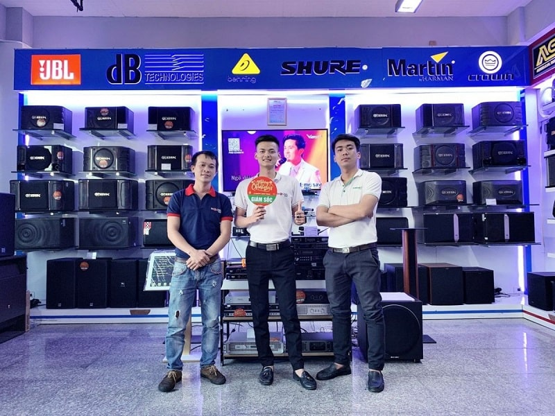 Cửa hàng bán thiết bị âm thanh chính hãng tại đà nẵng giá tốt