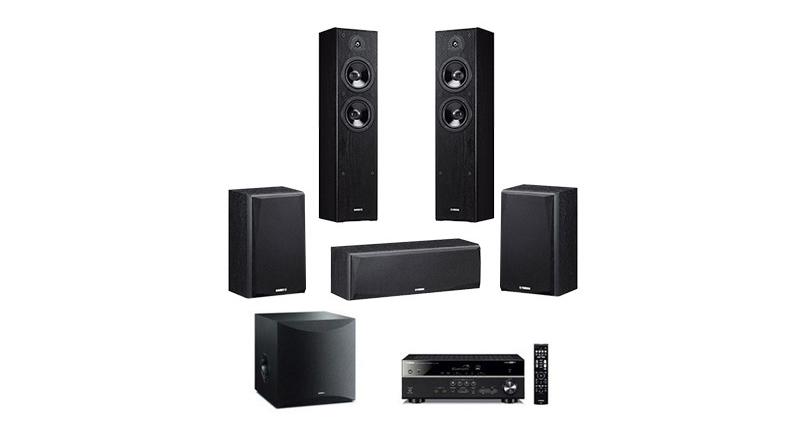 Dàn âm thanh 5.1 Yamaha-04 chính hãng, rẻ nhất thị trường