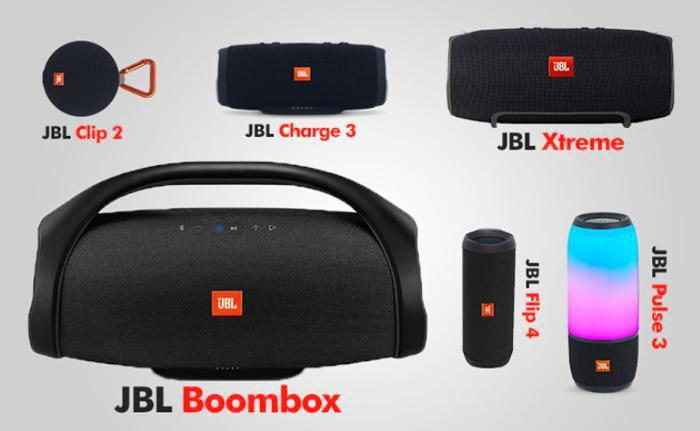 Loa bluetooth JBL