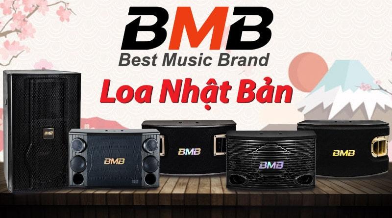 Loa BMB nhật bản