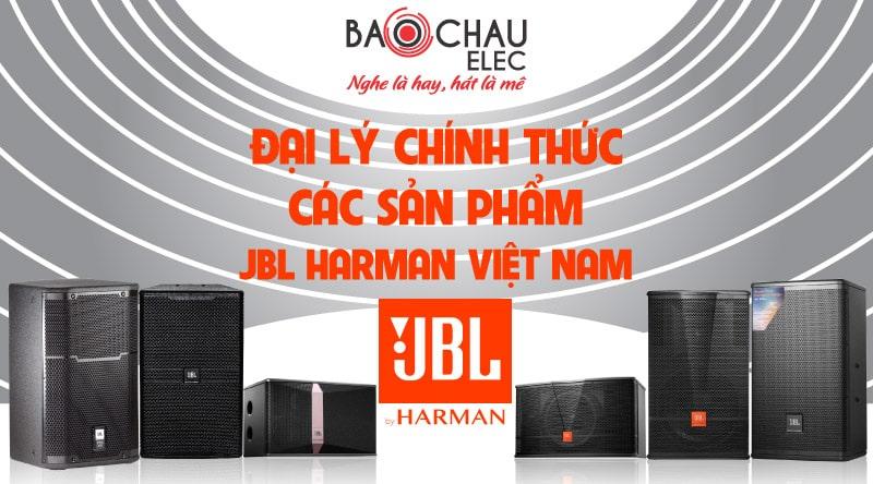 Loa JBL - thương hiệu Mỹ
