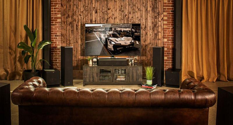 loa nghe nhạc, xem phim Klipsch RP 4000F giá tốt
