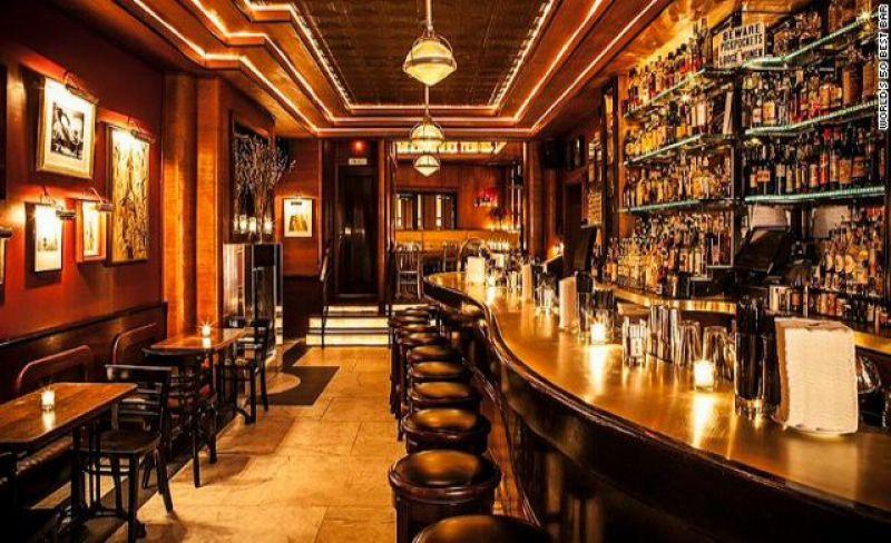 Phong cách thiết kế nội thất Pub, Bar