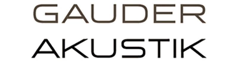 thương hiệu loa gauder akustik