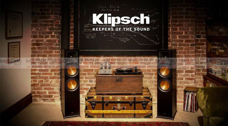 Loa Klipsch hay nhất hiện nay