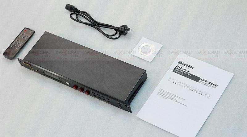 Vang số BIK BPR-6000 hiện đại, giá tốt