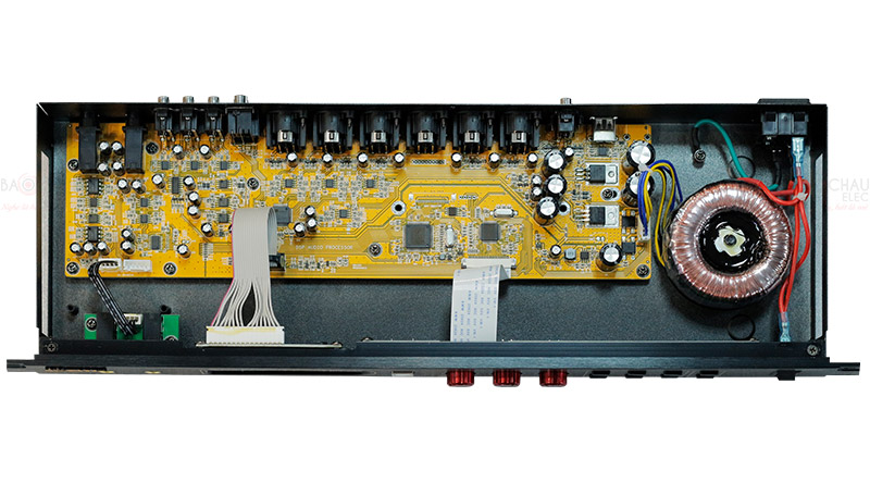 Vang số BIK BPR-6000 được trang bị các linh kiện hiện đại