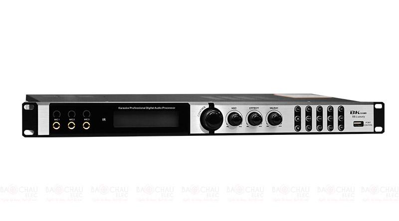 Vang số Bksound X6 Luxury xử lý âm thanh cực hay