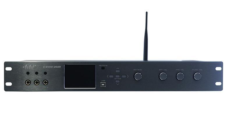 Vang số AAP K9800 New 2020 sở hữu thiết kế hiện đại