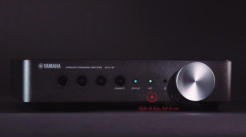 Amply Yamaha WXA50sở hữu vóc dáng nhỏ gọn