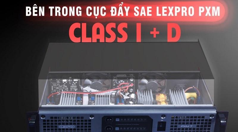 Cục đẩy công suất SAE Lexpro PXM7
