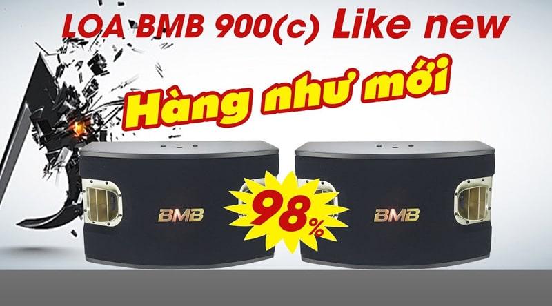 Loa BMB CSV 900C Like New 98% (bass 30cm)