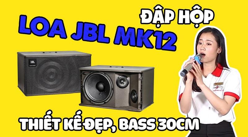 Loa karaoke JBL MK12 Ba Sao(bass 30cm)