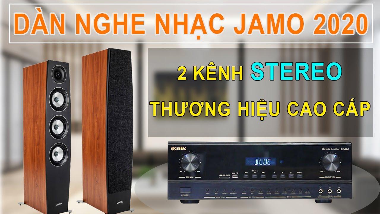 Loa nghe nhạc Jamo C97II
