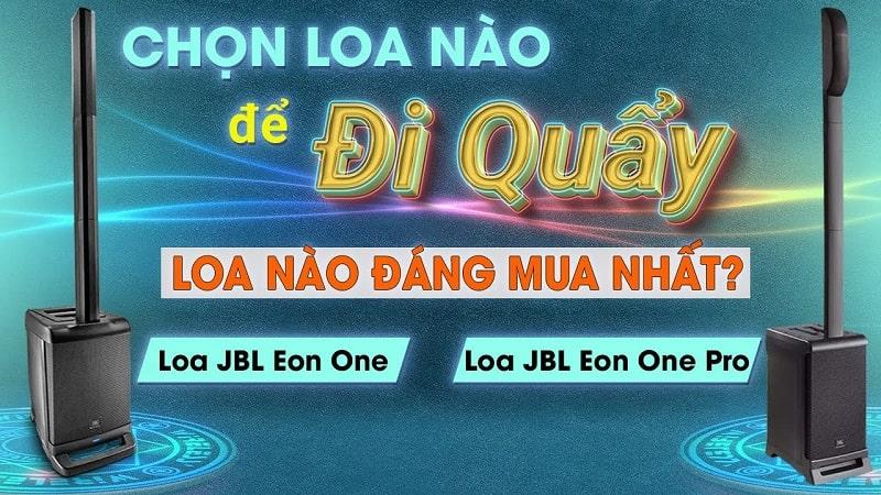 Loa JBL Eon One