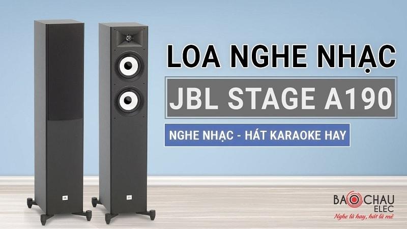 Loa JBL STAGE A190