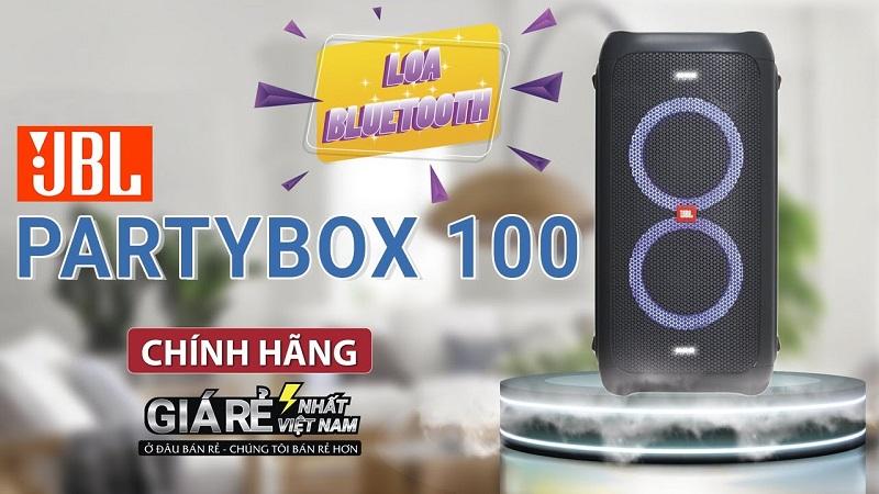 Loa JBL PartyBox 100
