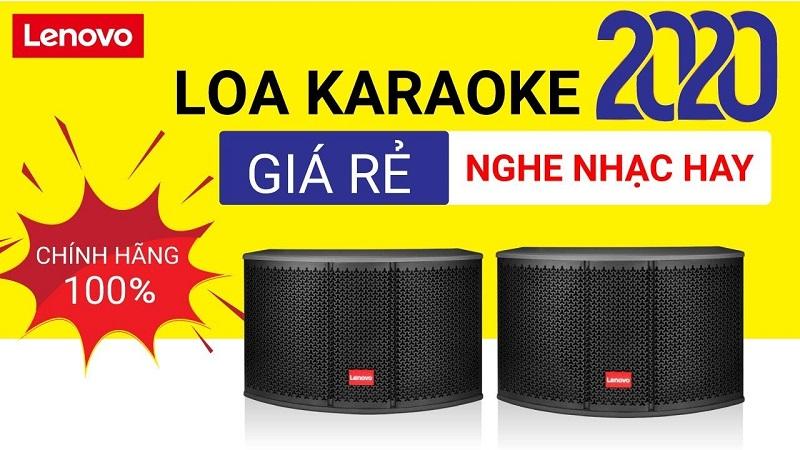 Loa karaoke Lenovo KS250 (bass 25cm)