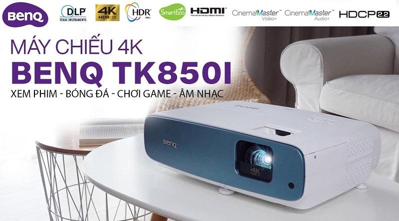 Máy chiếu 4K BenQ TK850I