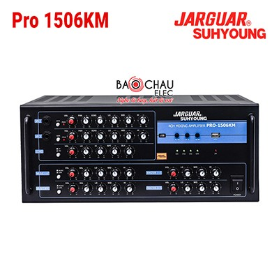 Amply jarguar Suhyoung Pro 1506KM