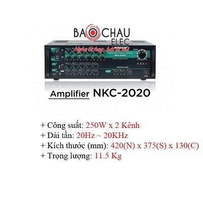 Amply Nikochi 2020